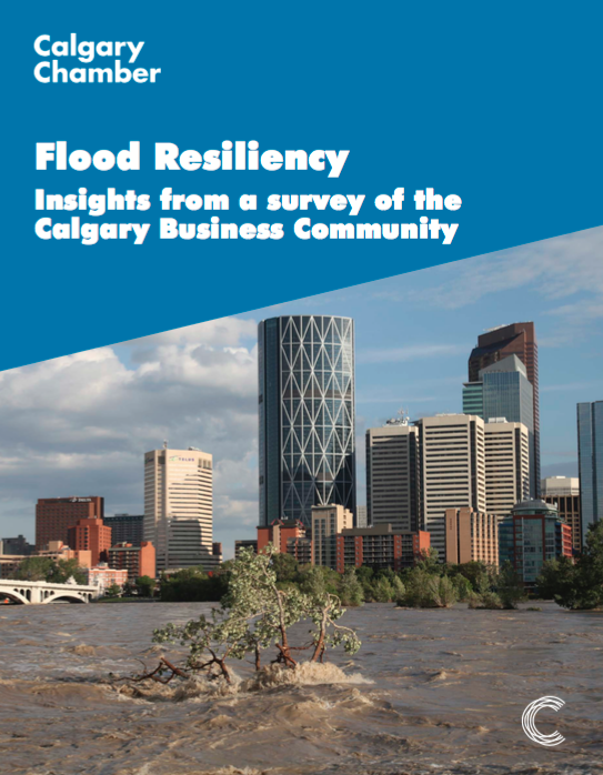 Calgary Chamber – Flood Resiliency: Insights from a survey of the Calgary business community