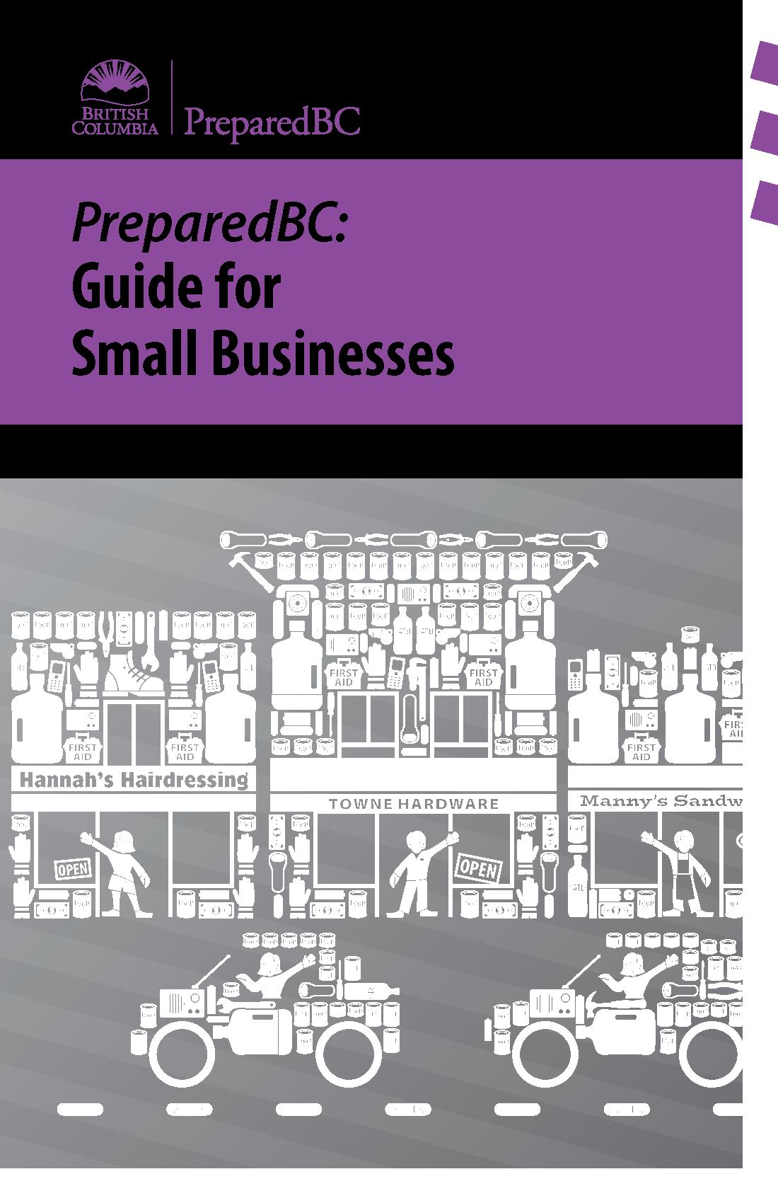 PreparedBC: Guide for Small Businesses